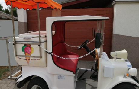 Fagylaltos kocsi